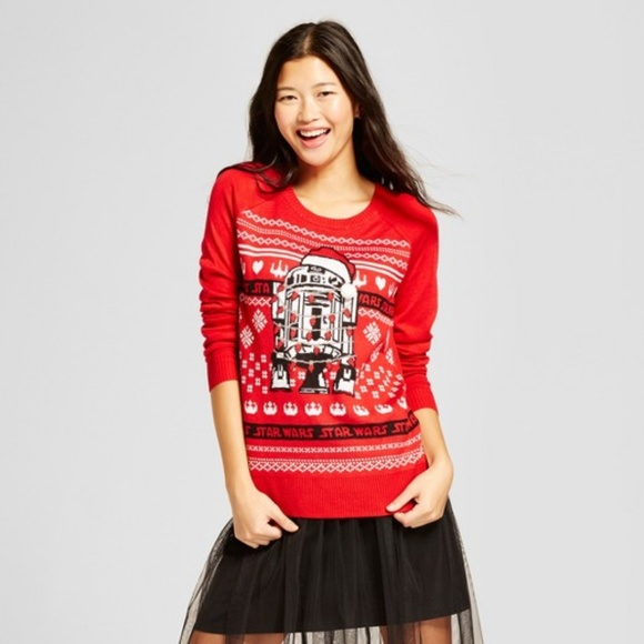 nwt r2d2 christmas sweater - Target Christmas Sweater
